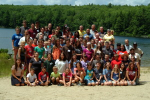 Camp Constitution Group Photo 2014